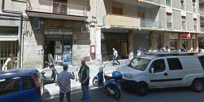 Via Niccolò Pizzoli 16, Bari